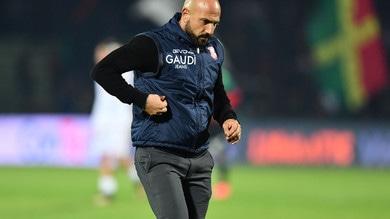 Serie C Viterbese, cambia l'allenatore: via Sottili, c'è Calabro