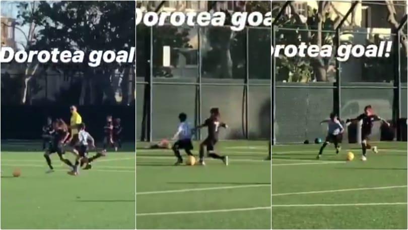 Dorotea Del Piero, un talento in eredità