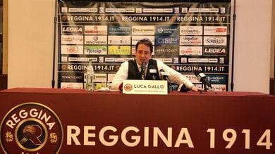 Serie C Reggina, il presidente Gallo: «Venire qui è stata scelta di cuore»