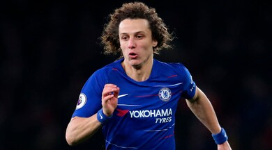 Chelsea, David Luiz: «Siamo tutti con Sarri»