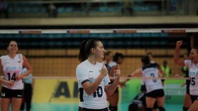 Volley: A2 Femminile, Olbia taglia Nikolaeva ed ingaggia Hurst