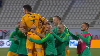 Coppa D'Asia - Australia elimina Uzbekistan ai rigori