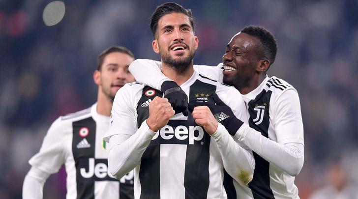 Emre Can: «Juve, famiglia Champions»