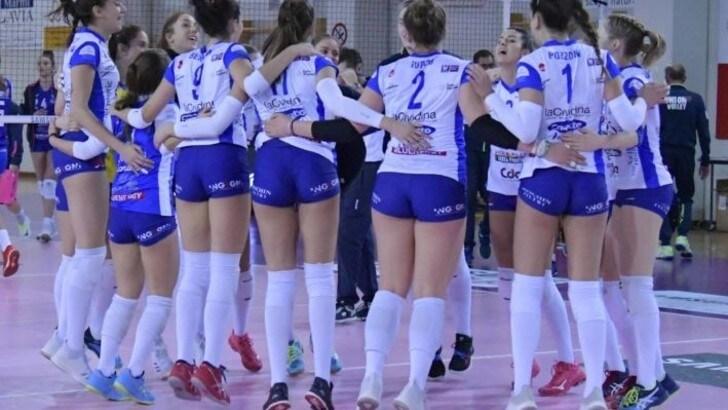 Volley: Coppa Italia A2 Femminile,è tempo delle due semifinali