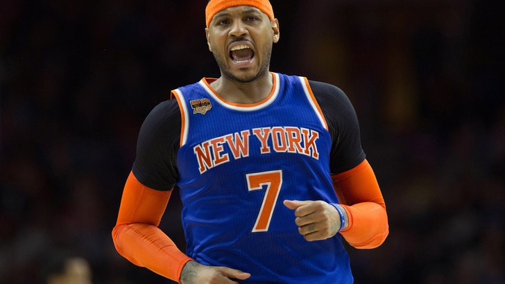 NBA, Houston fa fuori Carmelo Anthony. Andrà a Chicago, ma non giocherà