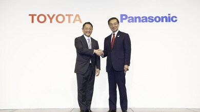 Toyota e Panasonic, insieme per le batterie