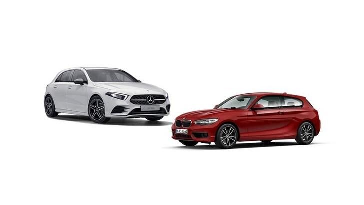 BMW e Mercedes, la compatta nascerà in sinergia