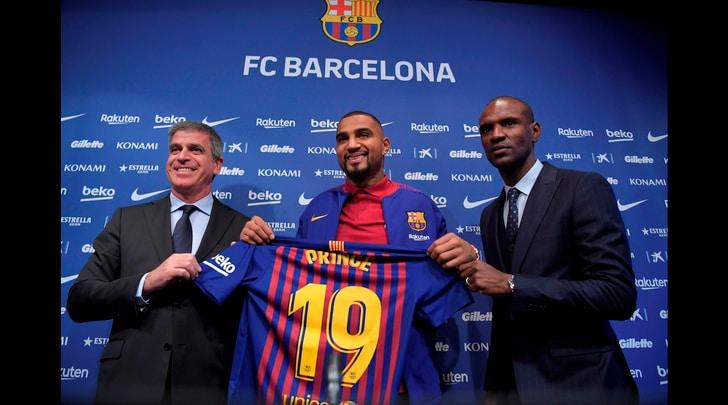 Abidal: «Boateng uomo giusto per il Barcellona. De Jong? Dobbiamo aspettare»
