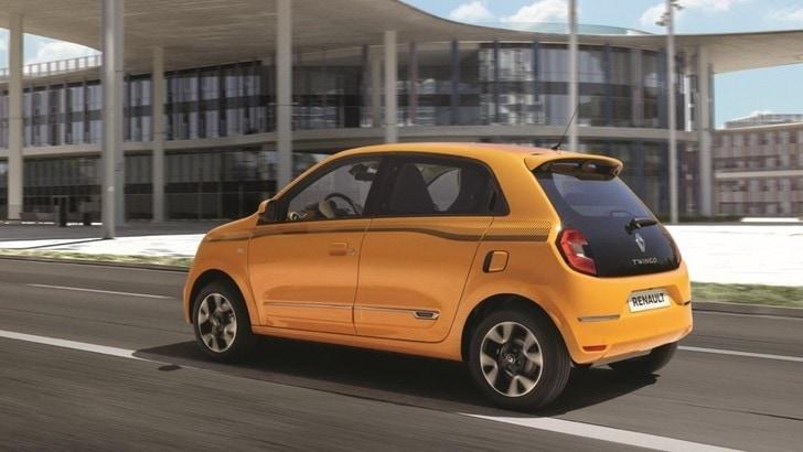 Salone di Ginevra, debutta la Renault Twingo