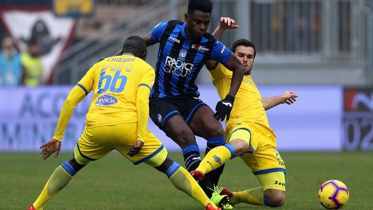 Calciomercato Frosinone, Ardaiz saluta: rescissione consensuale