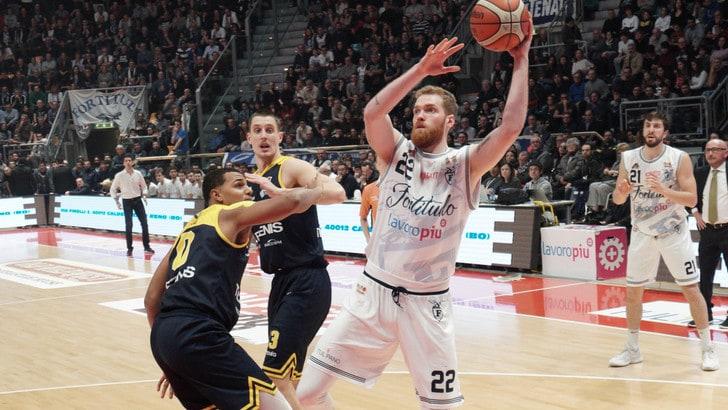 Basket Serie A2, Mitchell Poletti torna alla Tezenis Verona