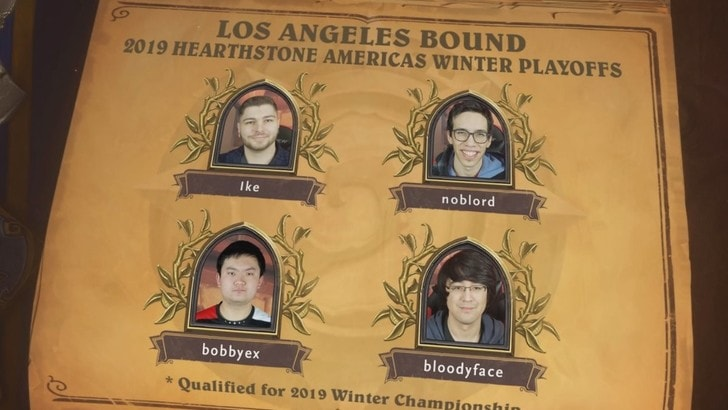HCT Winter Playoff Americas: i risultati