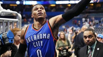 NBA Playoff, OKC accorcia su Portland. Vincono anche Boston e Toronto