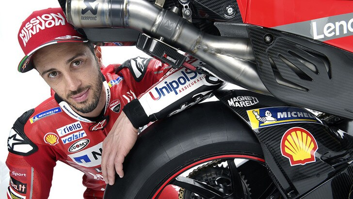 Bancomat partner Ducati in MotoGP