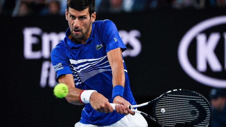 Tennis, Australian Open: Djokovic punta la finale