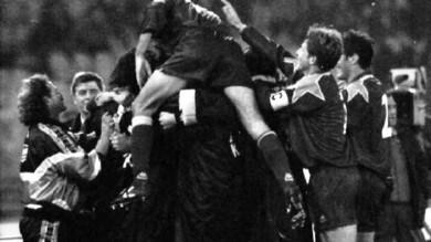Lazio-Juventus, notti magiche