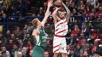 Eurolega: Milano blocca lo Zalgiris e riavvicina i play off