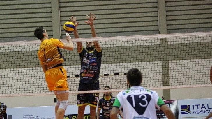 Volley: A2 Maschile, Girone Bianco, Livorno fa suo il recupero con Leverano