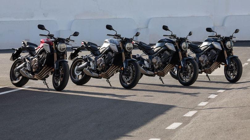Nuove Honda CB650R e CBR650R 2019: la prova su strada