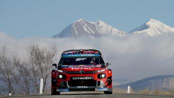 WRC, Montecarlo: Ogier sempre al comando