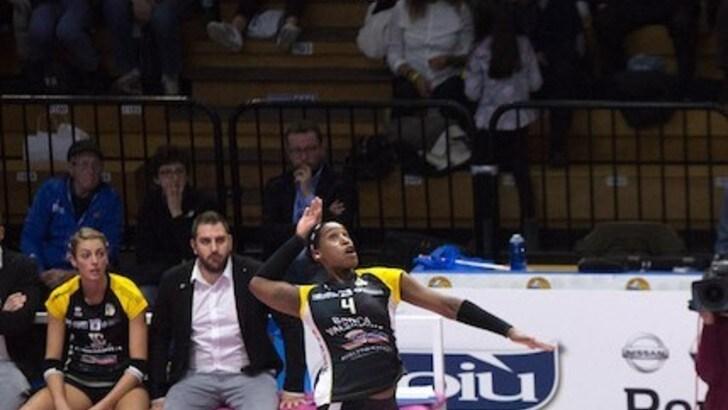 Volley: A1 Femminile, Brescia si impone nell'anticipo con Filottrano