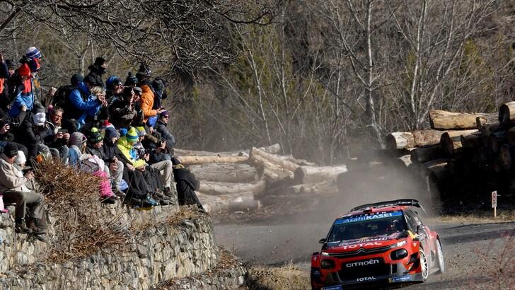 WRC, Ogier si aggiudica il Rally di Montecarlo
