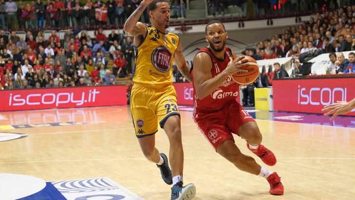 Basket Serie A, Milano vince contro Bologna. Torino ko ai supplementari