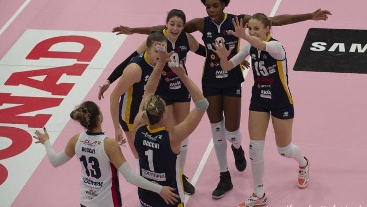Volley: A2 Femminile, Ravenna va nella Pool Promozione, beffata Sassuolo