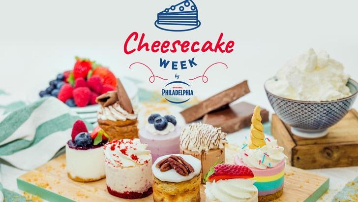 Bakery House presenta la Cheesecake Week by Philadelphia