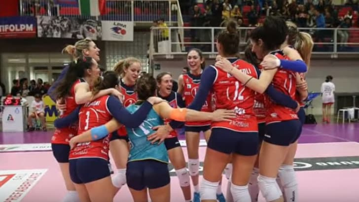Calendario Volley A2.Volley A2 Femminile Resi Noti I Calendari Delle Due Pool