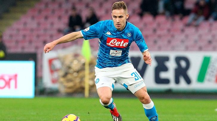 Ufficiale: Napoli, Rog in prestito al Siviglia fino a giugno