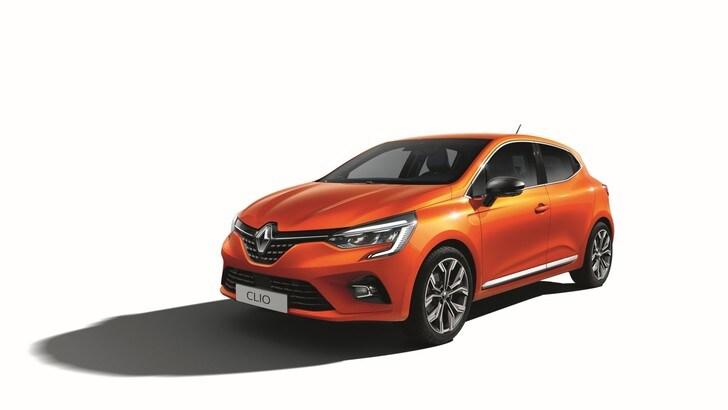 Ecco la nuova Renault Clio: le prime immagini ufficiali