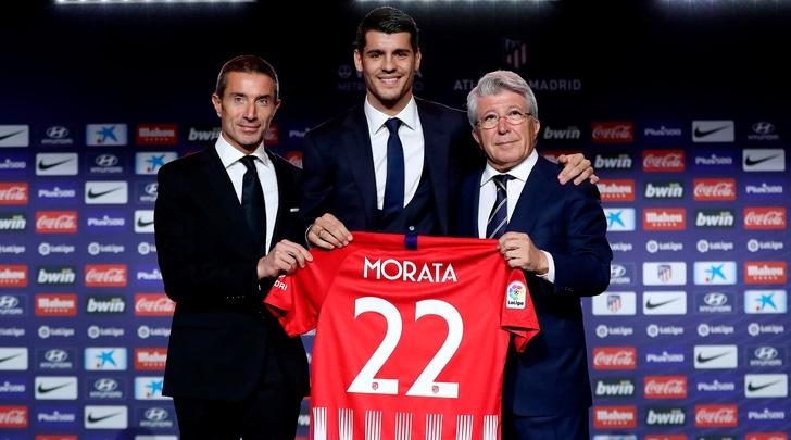 Morata si presenta: «Se esulto contro la Juventus? Vedremo...»