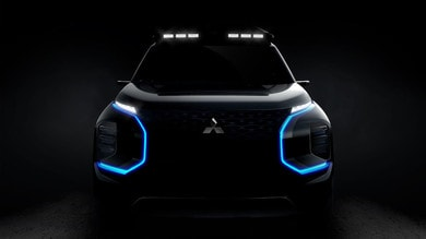 Mitsubishi Engelberg Tourer, futuro suv elettrico