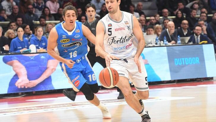Basket, Serie A2: la Fortitudo Bologna nel fortino di Udine per sognare la promozione