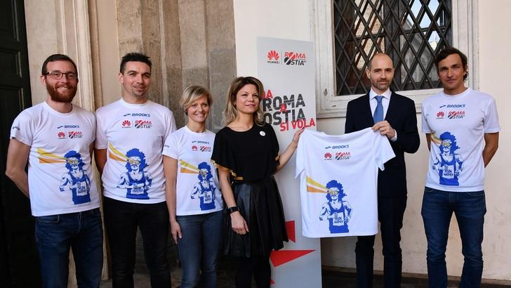 45ªa  Huawei RomaOstia Half Marathon, Tola, Meucci, Straneo, La Rosa e Salpeter le star al via
