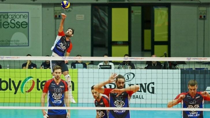 Volley: Challenge Cup, Monza, 3-1 al Calcit e semifinale più vicina