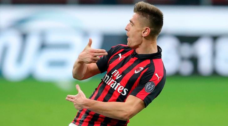 Coppa Italia, Milan-Napoli 2-0, il pistolero Piatek stende Ancelotti: Gattuso in semifinale
