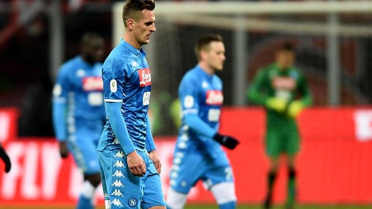Serie A: Napoli-Sampdoria, riscatto azzurro a 1,37