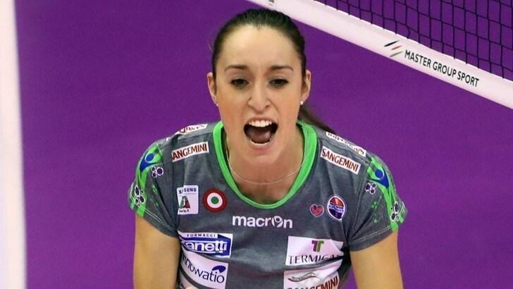 Volley: A1 Femminile, a Filottrano arriva Laura Partenio