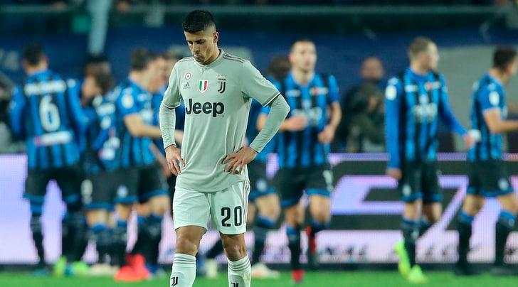 Atalanta-Juventus 3-0, le pagelle: Cancelo apre alla Dea