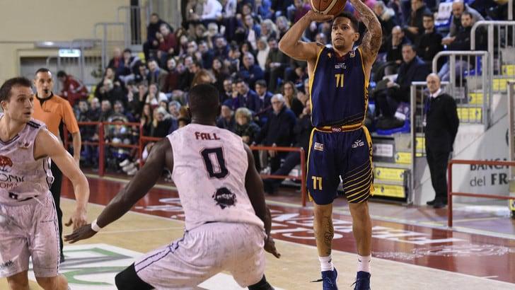 Basket, Serie A2: la Virtus Roma sempre più prima, a Treviglio il derby con Bergamo