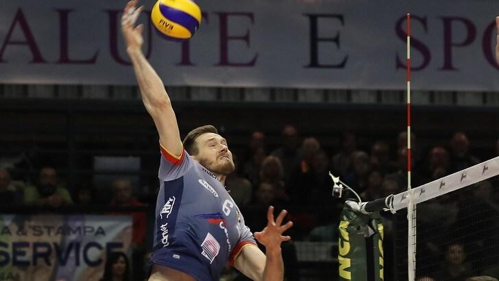 Volley: Superlega, Ravenna-Verona e Siena-Padova gli anticipi del 7° turno