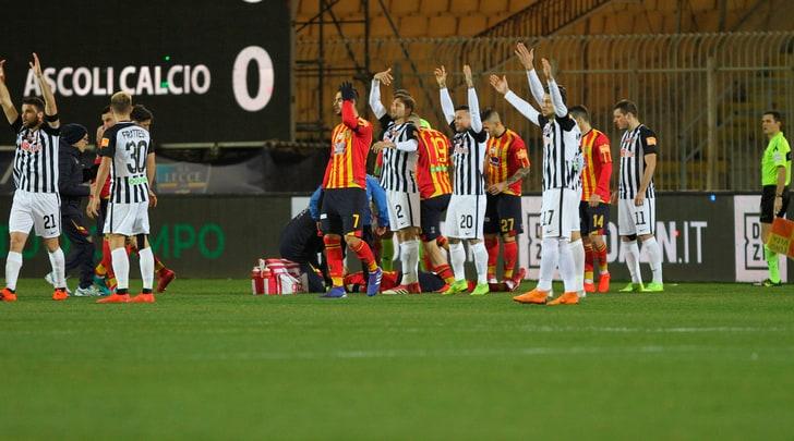 Serie B Lecce, intervento alla spalla scongiurato per Scavone