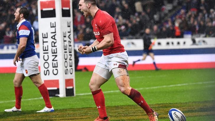 Sei Nazioni Rugby: North regala la vittoria al Galles, Francia ko in rimonta