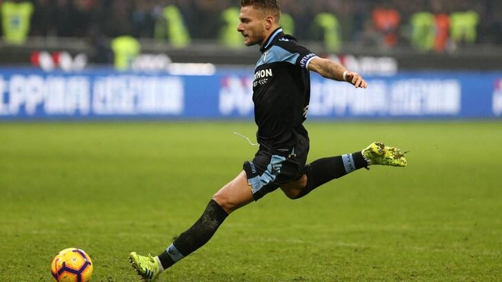 Serie A, Frosinone - Lazio: biancocelesti avanti a quota a 1,50