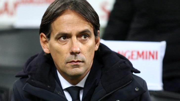 Inzaghi: «Torniamo a vincere in campionato. A Frosinone serve la vera Lazio»