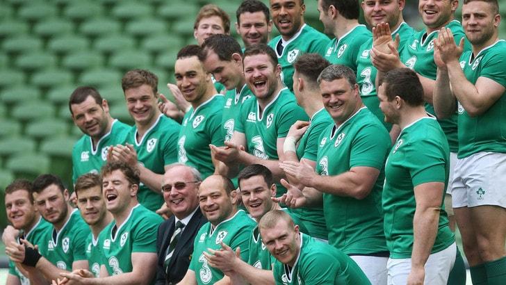 Regby 6 Nazioni - Irlanda - Inghilterra 20 - 32