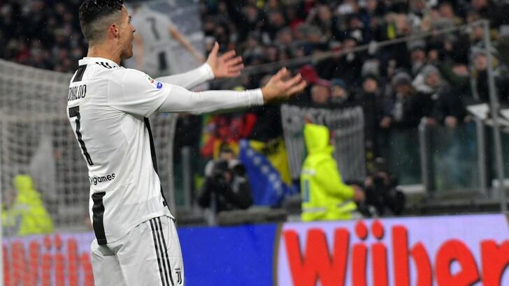 Serie A, quote scudetto: la Juve ancora al top