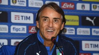 Italia, Mancini: «Lo stage ci aiuta a crescere. Quagliarella merita di essere qui»